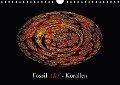 Fossil ART - Korallen (Wandkalender 2017 DIN A4 quer) - Gero Moosleitner