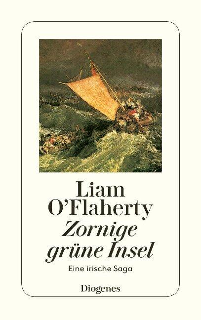 Zornige grüne Insel - Liam O'Flaherty