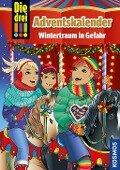 Die drei !!!. Wintertraum in Gefahr (drei Ausrufezeichen) - Mira Sol