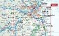 Irland / Ireland / Eire 1:700 000. Road Map + City Maps -