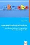 Lese-Rechtschreibschwäche - Karin Herndler
