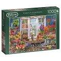 Flora's Flower Shoppe - 1000 Teile Puzzle -