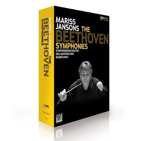 Sinfonien 1-9 - Ludwig van Beethoven