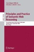 Principles and Practice of Semantic Web Reasoning -