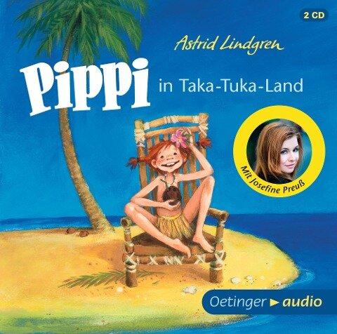 Pippi in Taka-Tuka-Land (2 CD) - Astrid Lindgren