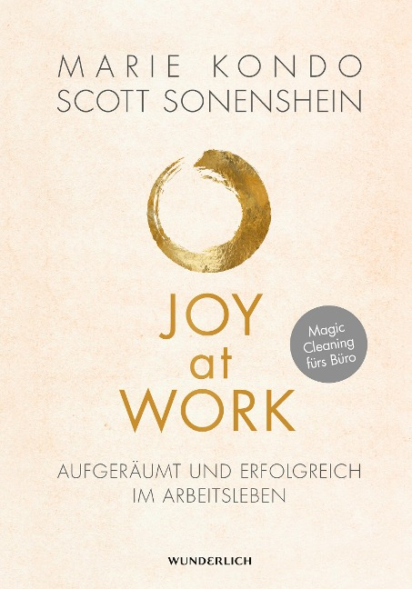 Joy at Work - Marie Kondo, Scott Sonenshein