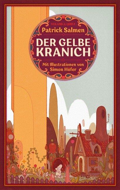 Der gelbe Kranich - Patrick Salmen