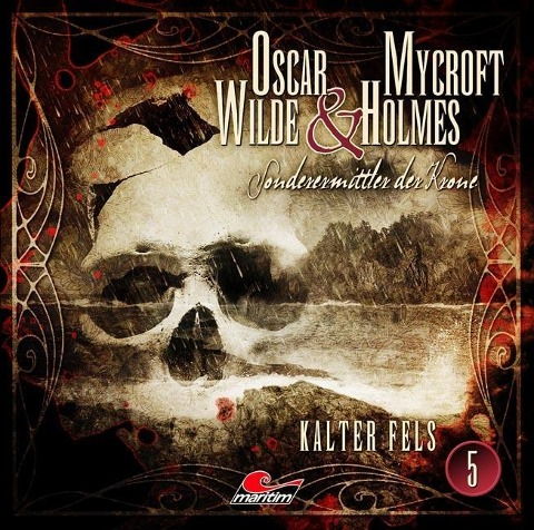 Oscar Wilde & Mycroft Holmes - Folge 05 - Jonas Maas