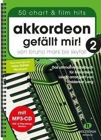 Akkordeon gefällt mir! 2 / mit MP3-CD - Waldemar Lang