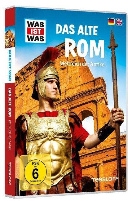 WAS IST WAS DVD Das alte Rom. Weltreich der Antike -