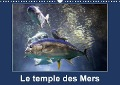 Le temple des Mers (Calendrier mural 2018 DIN A3 horizontal) - Alain Hanel - Photographies