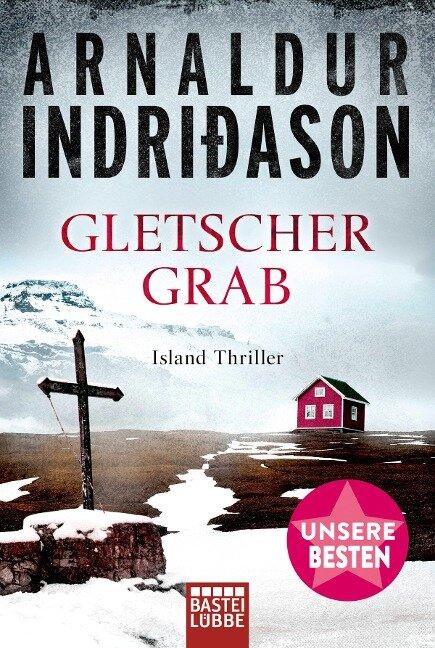 Gletschergrab - Arnaldur Indridason, Arnaldur Indriðason