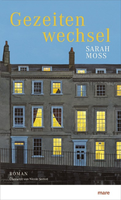 Gezeitenwechsel - Sarah Moss
