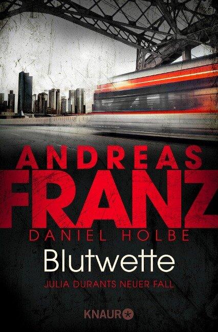 Blutwette - Andreas Franz, Daniel Holbe