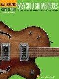 Hal Leonard Guitar Method: Easy Solo Guitar Pieces -