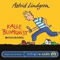 Kalle Blomquist. CD - Astrid Lindgren