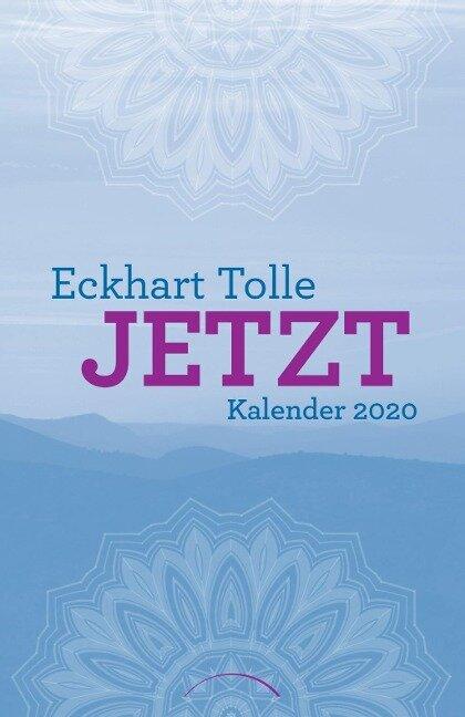 Jetzt 2020 Taschenkalender - Eckhart Tolle
