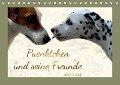 Pünktchen und seine Freunde (Tischkalender 2018 DIN A5 quer) - Heike Hultsch