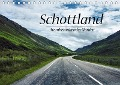 Schottland, Atemberaubender Norden (Tischkalender 2018 DIN A5 quer) - Sina Sohn
