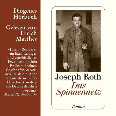 Das Spinnennetz - Joseph Roth