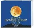 Knaurs Mondkalender 2018 Abreißkalender - Katharina Wolfram