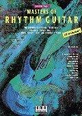 Masters of Rhythm Guitar. Mit CD - Joachim Vogel