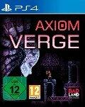Axiom Verge (PlayStation PS4) -