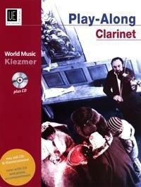 Klezmer - Play Along Clarinet - Yale Strom