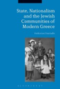 State, Nationalism, and the Jewish Communities of Modern Greece - Evdoxios Doxiadis