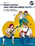 Die moderne Gitarrenschule für Jugendliche und Erwachsene 02. Gitarre. - Rolf Tönnes