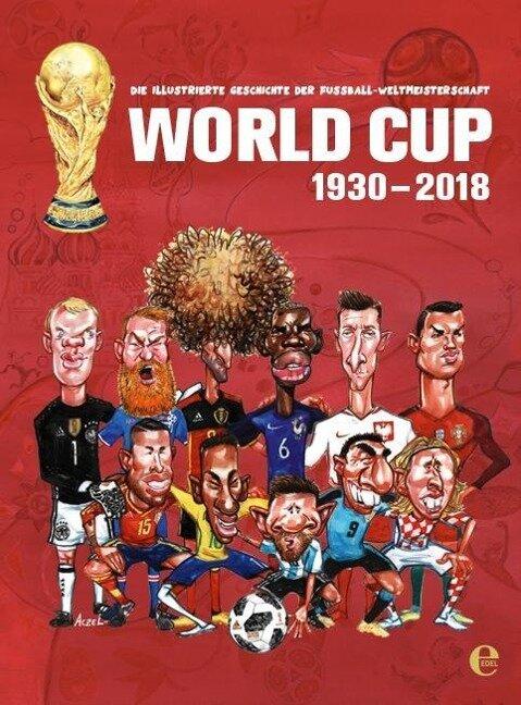 World Cup 1930-2018 - German Aczel