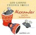Alexander und die Aufziehmaus - Leo Lionni, Fredrik Vahle