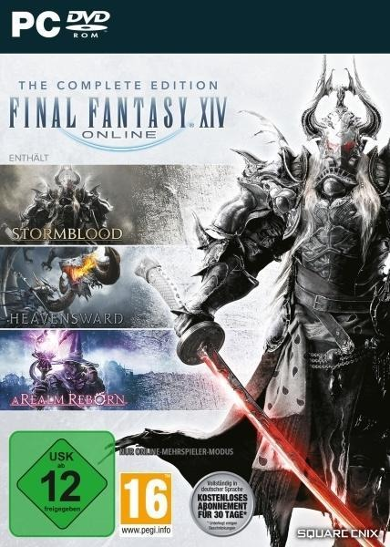 Final Fantasy XIV Complete Edition. Für Windows 7/8/8.1/10 -