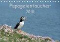 Papageientaucher 2018CH-Version (Tischkalender 2018 DIN A5 quer) - Stefan Leimer