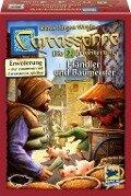 Carcassonne, Händler und Baumeister. Erweiterung 2. Neue Edition -