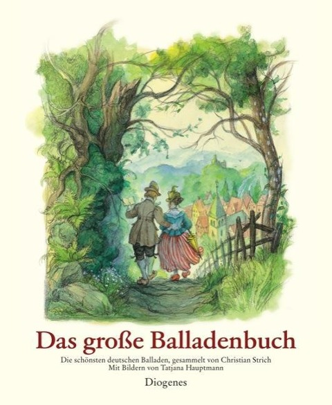 Das große Balladenbuch -