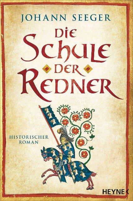 Die Schule der Redner - Johann Seeger