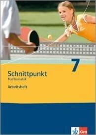Schnittpunkt Mathematik. Arbeitsheft plus Lösungsheft 7. Schuljahr. Ausgabe für Thüringen -