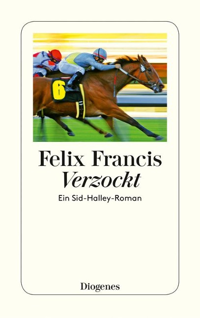 Verzockt - Felix Francis