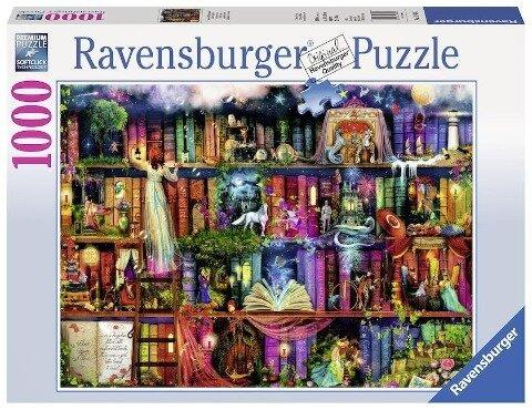 Aimee Stuard: Magische Märchenstunde. Puzzle 1000 Teile -