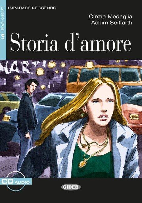 Storia d'amore - Cinzia Medaglia, Achim Seiffarth