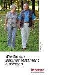 Wie Sie ein Berliner Testament aufsetzen - Christina Klein