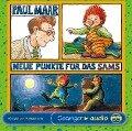 Neue Punkte für das Sams. CD - Paul Maar
