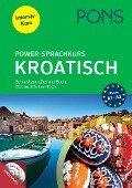 PONS Power-Sprachkurs Kroatisch -