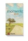 momento 2019 Konstanzer Kalender Taschenbuchausgabe -