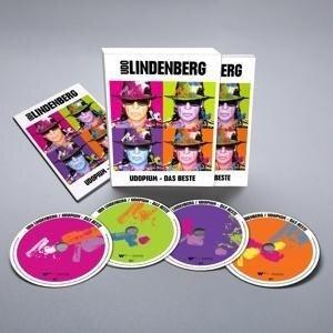 UDOPIUM-Das Beste (Standard Edition) - Udo Lindenberg