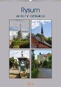 Rysum, ein Dorf in Ostfriesland (Wandkalender 2019 DIN A2 hoch) - Rolf Pötsch