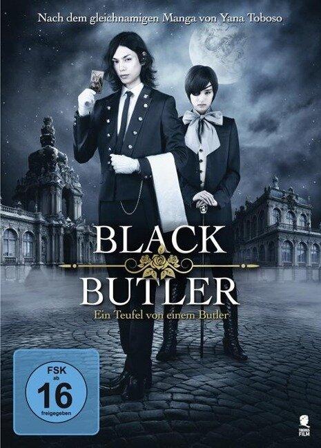 Black Butler - Ein Teufel von einem Butler - Yana Toboso