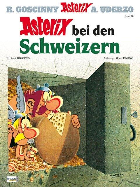Asterix 16 - René Goscinny