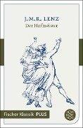 Der Hofmeister - Jakob Michael Reinhold Lenz